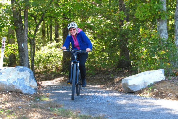 8. Central Hardwoods Scenic Trail