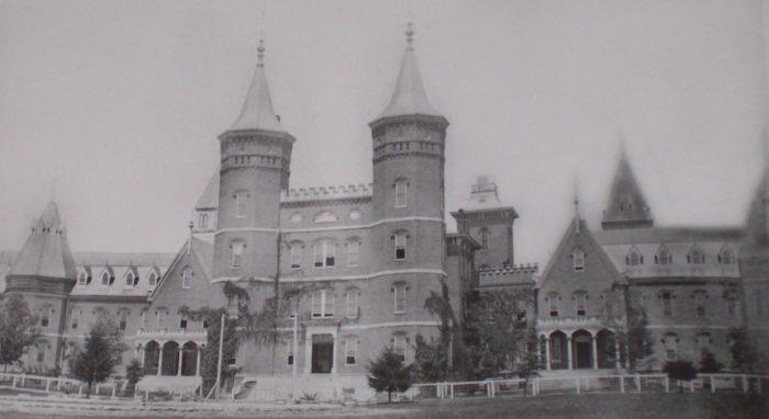 3. Central State Hosptial, aka Lakewood Asylum