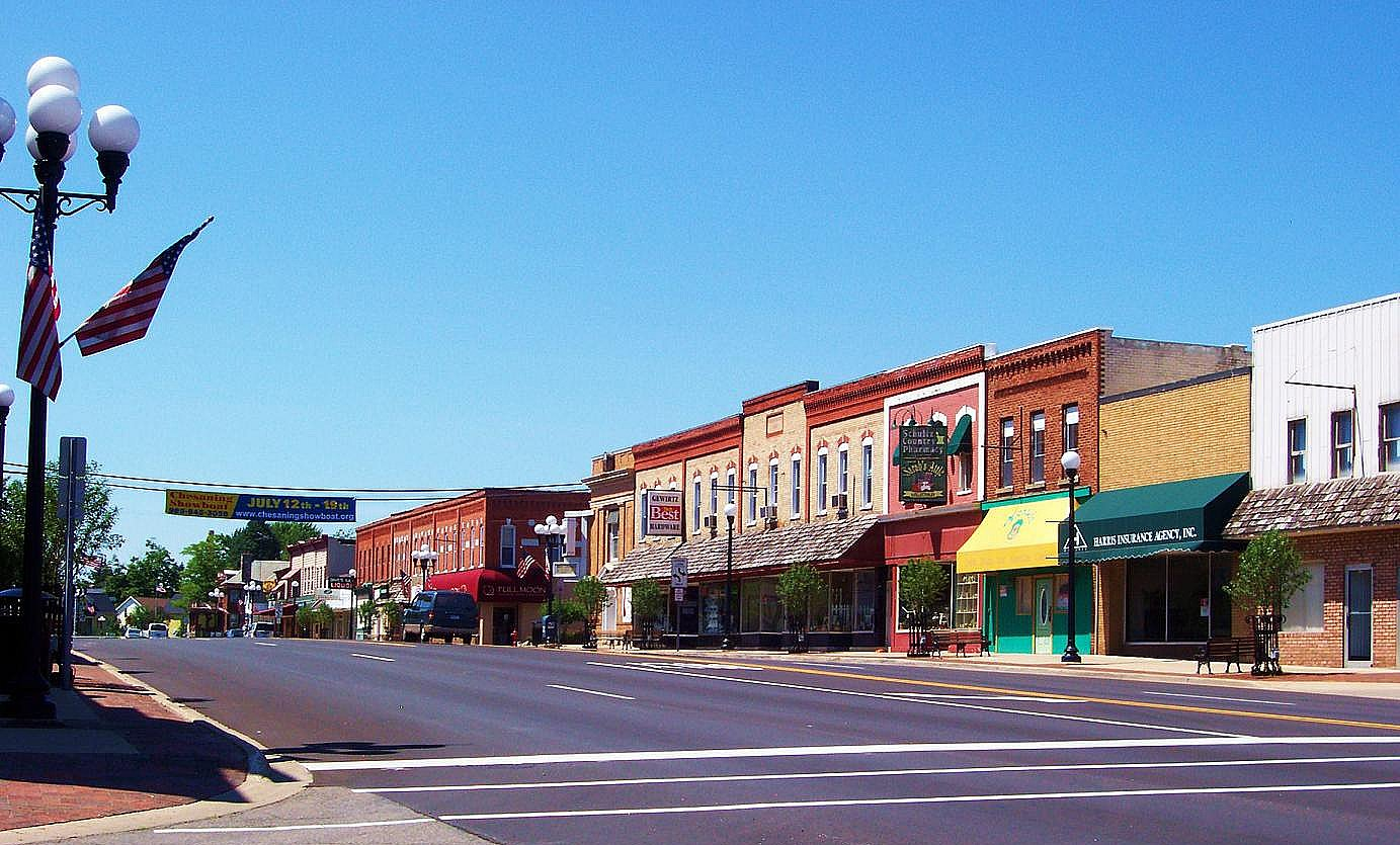 10 small towns in michigan you 39 ve probably never heard of for Small towns in tennessee near memphis