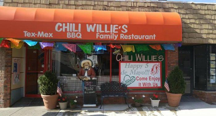 7. Chili Willie's, Boonton