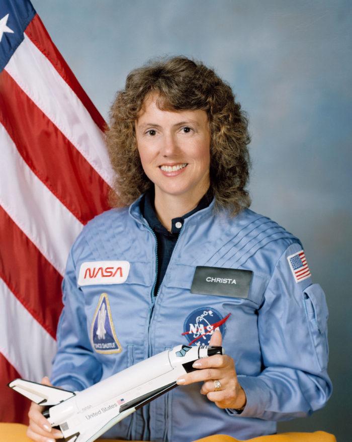 10. Send a private citizen into space.
