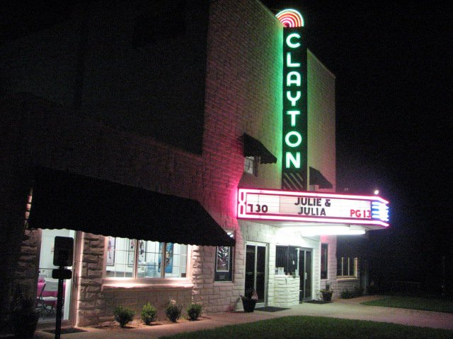The Clayton Theatre