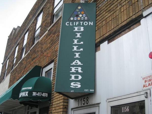 10. Clifton Billiards, Clifton