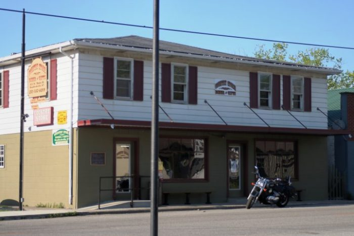10. Country Store Restaurant at 205 W Main Street in Bradfordsville