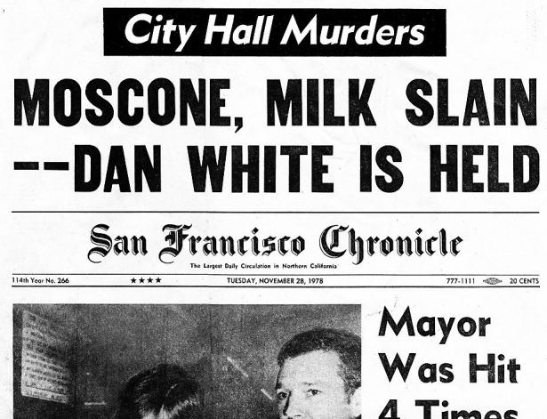 4. The Moscone-Milk Assassinations