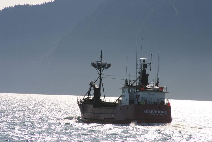 8. Crabbing Boat Worker