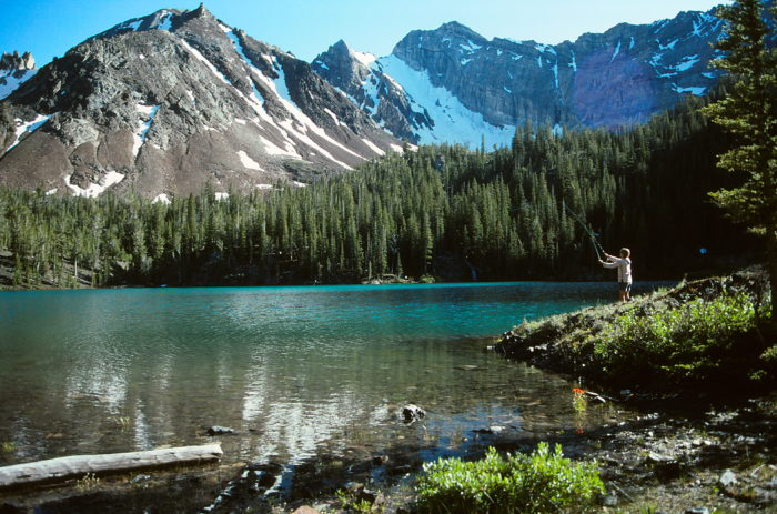 9 Awesome Summer Swimming Holes In Idaho