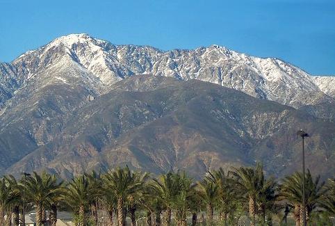 9. Cucamonga Peak - San Gabriel Mountains