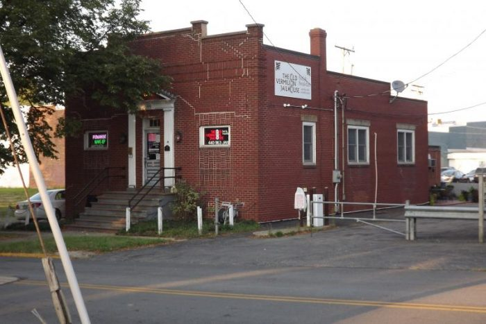 1. The Old Vermilion Jailhouse Bed and Breakfast (Vermilion)