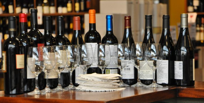12. Wine