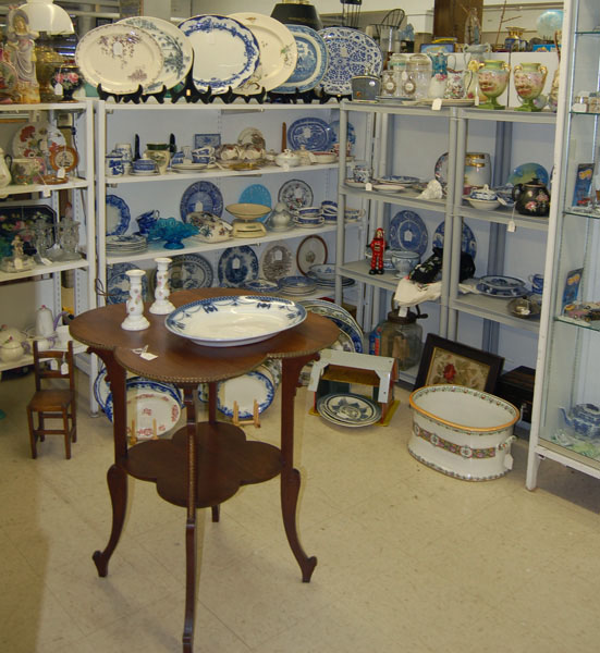 3. New Bedford Antiques at the Cove, New Bedford