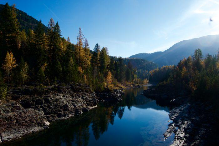 12. The North Fork - Glacier National Park