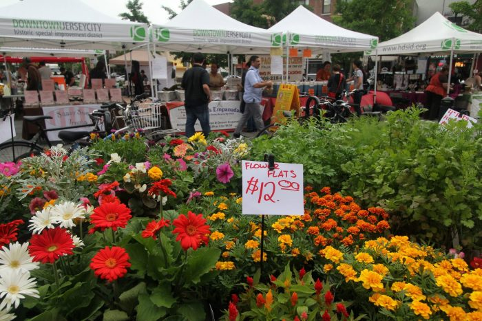 4. Historic Downtown Jersey City Farmers Market