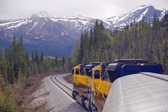 6. The Denali Getaway, Alaska