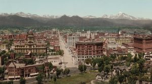 This Is What Denver Looked Like 100 Years Ago…It May Surprise You