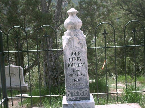 13. Doc Holliday's Grave (Glenwood Springs)