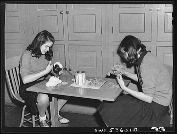 Delaware Doll Making Class