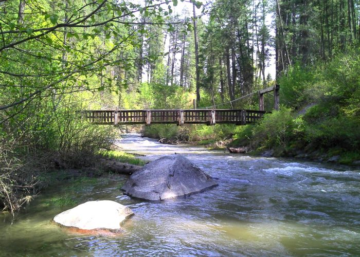 7. Douglas Falls Campground,  near Colville