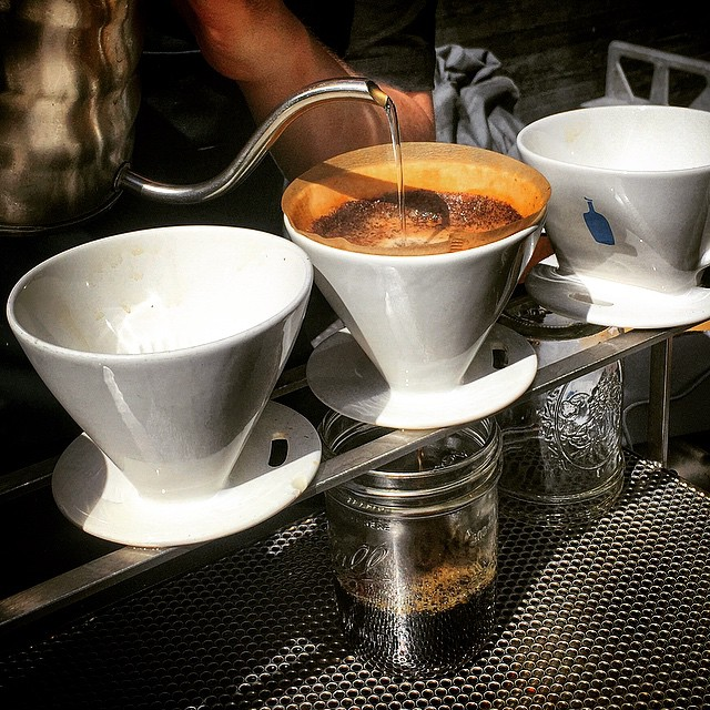 2. Single-Origin Drip Coffee