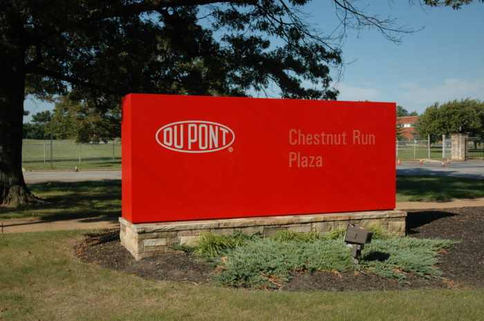 D is for DuPont