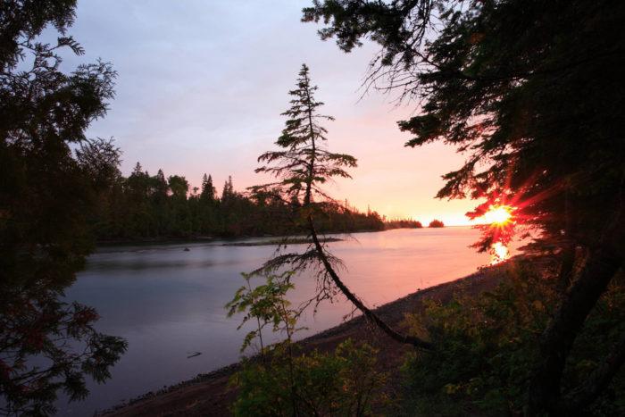 4. Duncan Bay