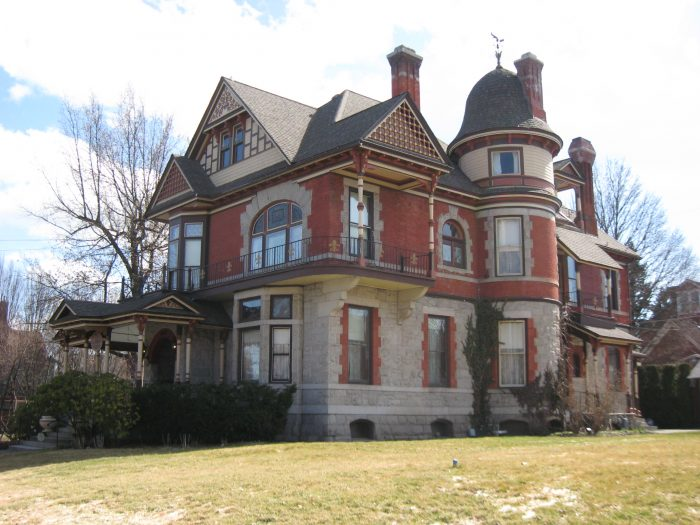 4. EJ Roberts Mansion, Spokane
