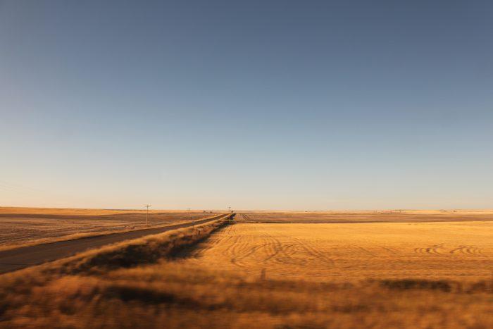 5. The plains.