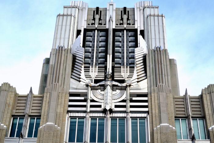 3. Niagara Mohawk Building, Syracuse