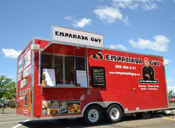 15. Empanada Guy, Freehold