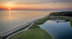 These Aerial Views Prove That Cape Charles, Virginia Is Amazing From Every Angle