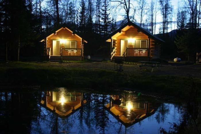 3. Bear Creek Cabins & RV Park - Valdez