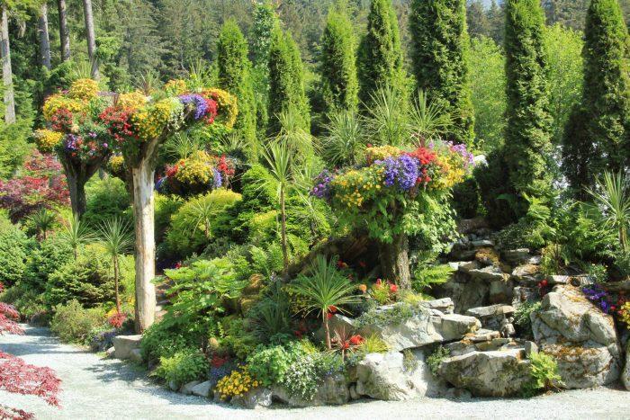 9. Alaska: Glacier Botanical Gardens