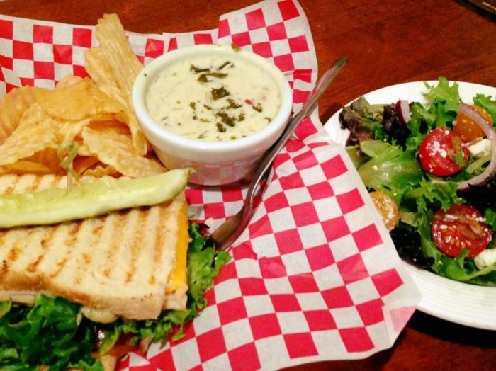 7. Homeport Eatery - Sitka