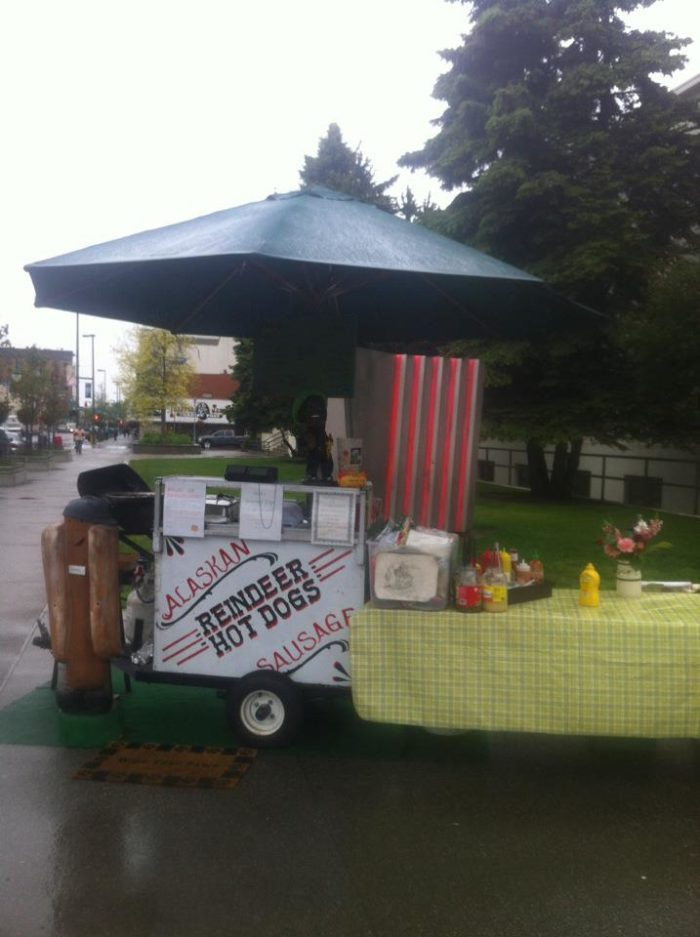 1. M.A.'s Gourmet Dogs - Anchorage