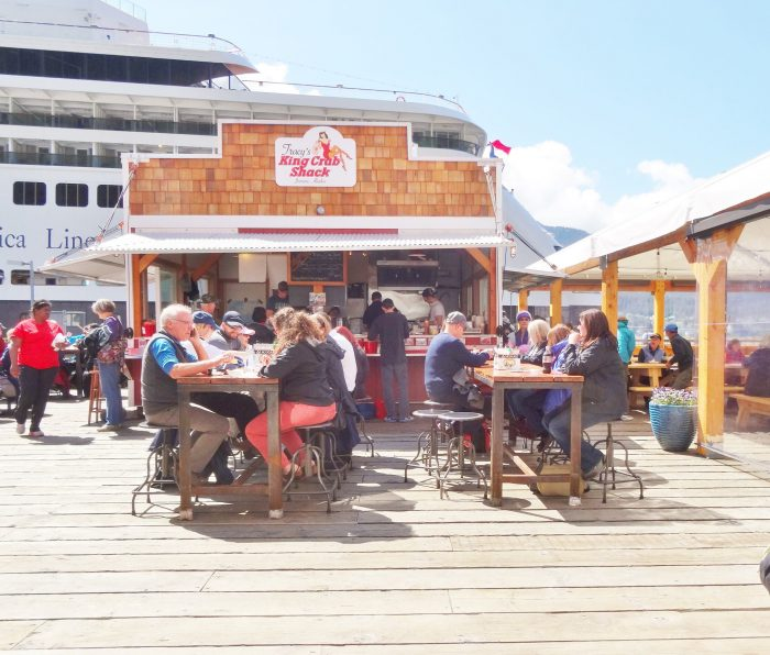 5. Tracy's King Crab Shack – Juneau