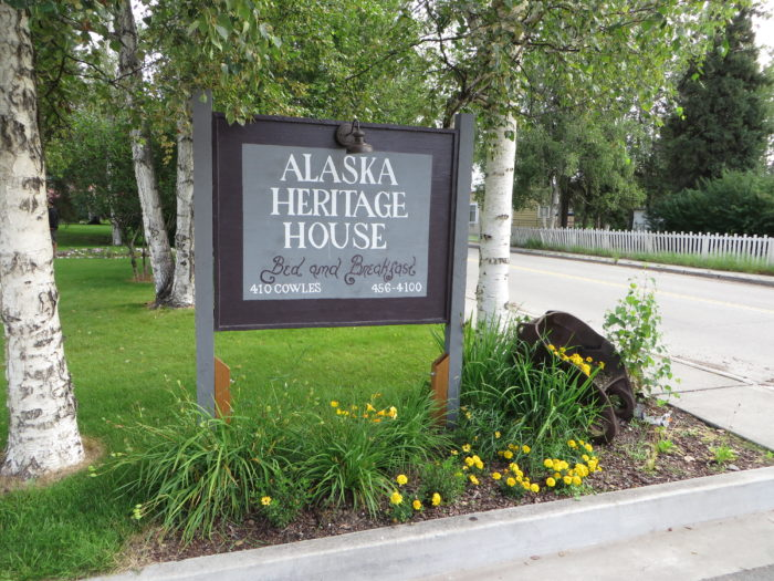 14. Alaska Heritage House – Fairbanks