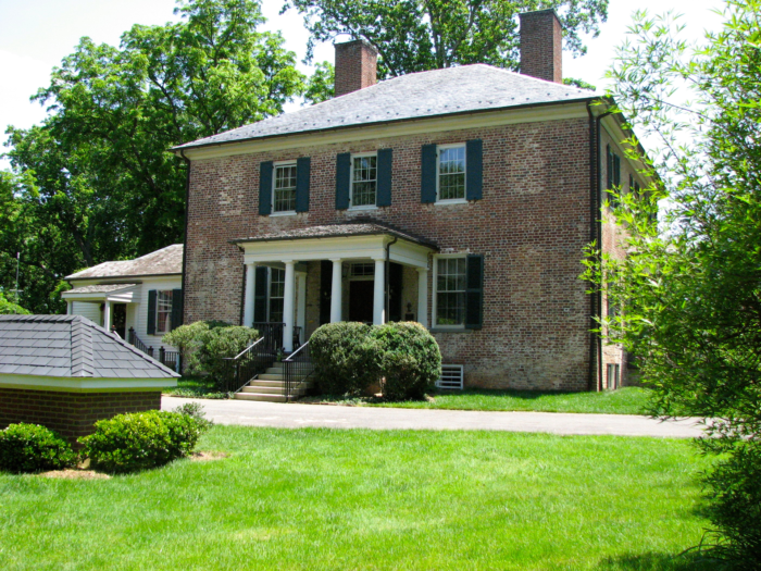 8. Fall Hill Plantation (Fredericksburg)