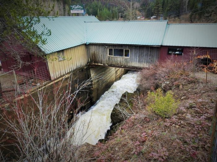 5. Falls Inn, Priest River