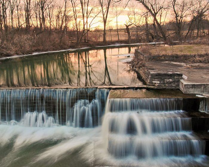 5. Falls at Johnson Mill