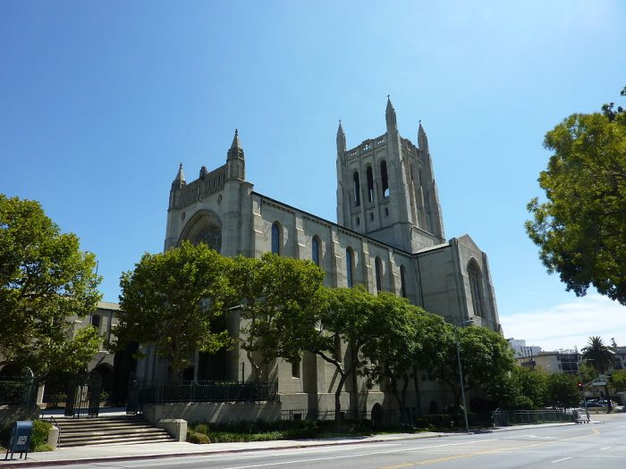 8. First Congregational Church in Los Angeles