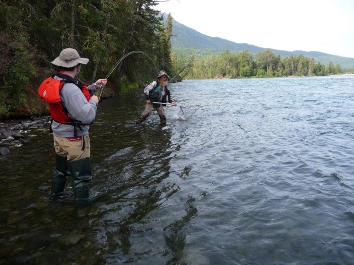 6. River Fishing Guide