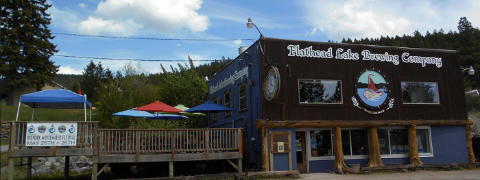 6. Flathead Lake Brewing Company, Bigfork