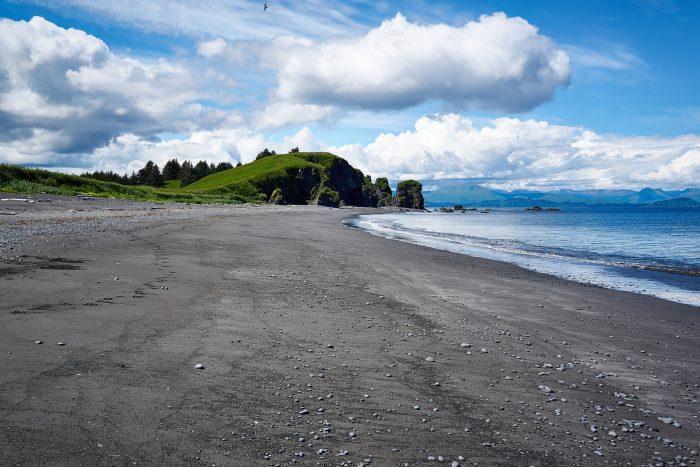 1. Chiniak Beach – Kodiak