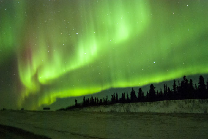 23. The Northern Lights will actually blow your mind.