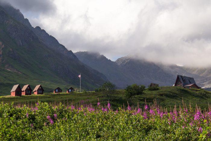 2. Hatcher Pass - Talkeetna Mountains