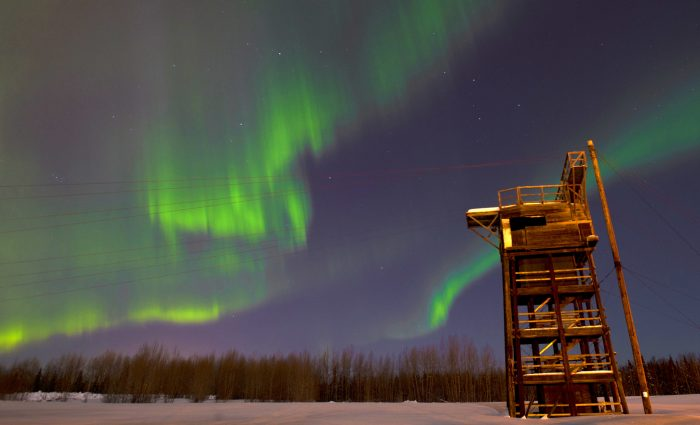 11. No matter how many times you ask, the Northern Lights do not come out at scheduled times.