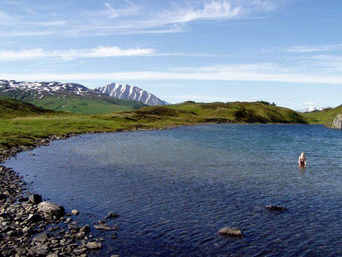 3. Lost Lake - Kenai Peninsula