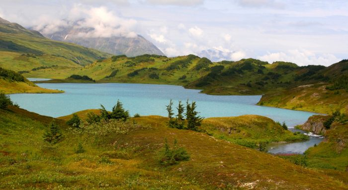 10. Lost Lake – Chugach National Forest