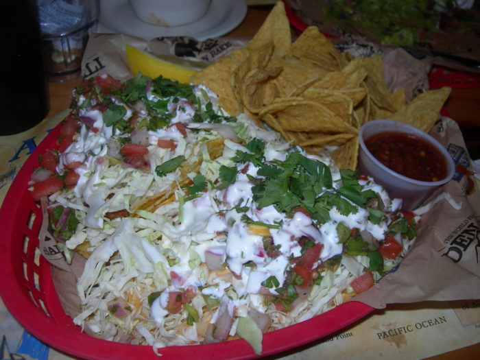6. Halibut Tacos