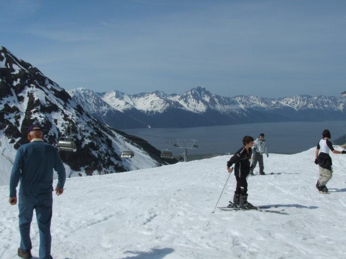 16. Skiing & Snowboarding Instructor